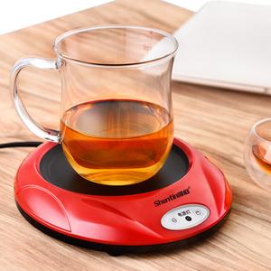 顺庭保温碟恒温加热器暖杯垫暖奶器办公室茶座保温底座