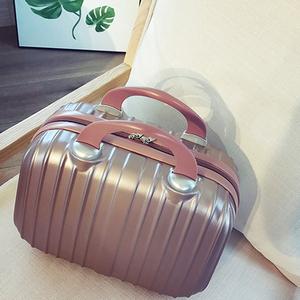 北爱行李箱子母箱女拉杆箱万向轮旅行箱男硬箱子密码登机箱包24寸